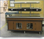 Fabrication of a Poultry Warmer for the Food Industry