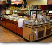 Fabrication of a Salad Bar for the Restaurant Industry