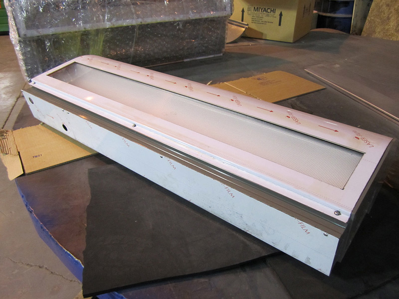 Green Light Architectural Sheet Metal Inc Commercial